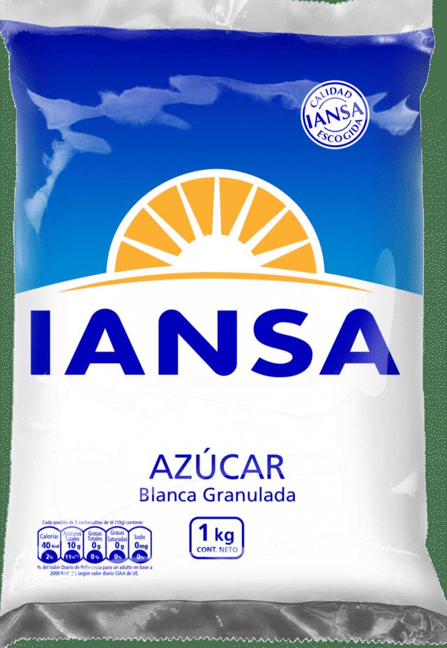 Azúcar Iansa Granulada