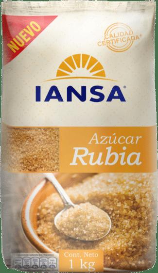 Azúcar Rubia Iansa