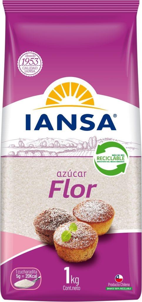 Azúcar Flor Iansa