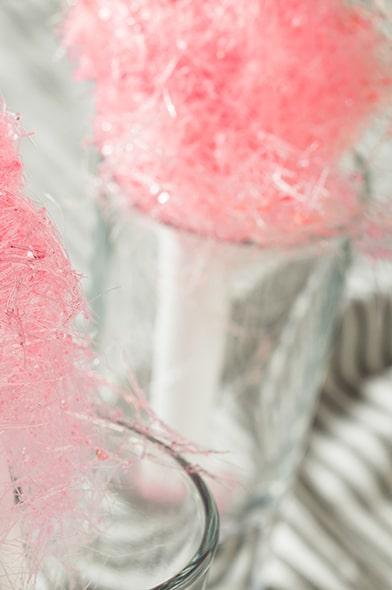 Algodón de azúcar Iansa casero