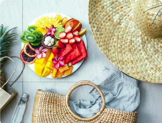 Disfrute y vivir sano