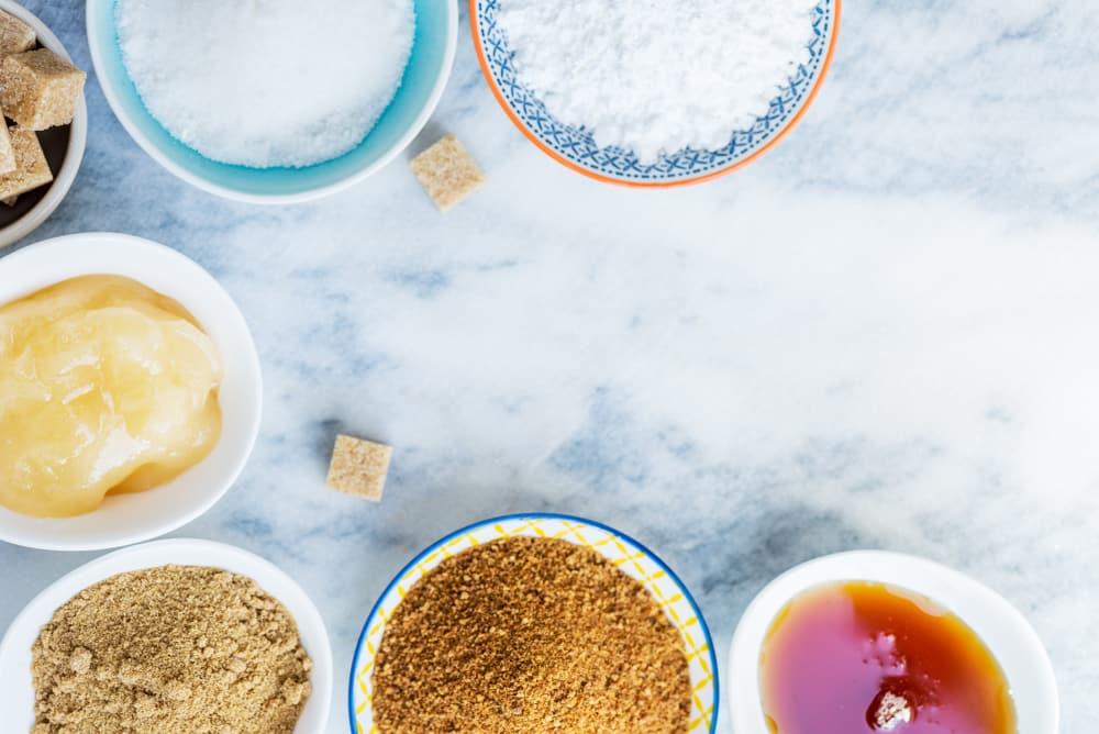 ¿Hay otros tipos de azúcar?