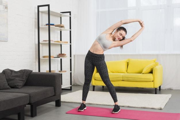 Actividad física en espacios reducidos