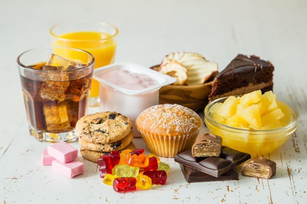¿Qué son los azúcares libres?