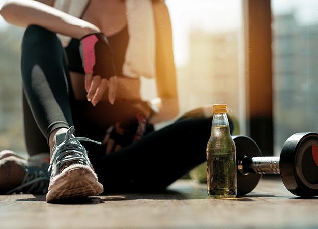 ¿Qué cantidad de actividad física debieras hacer a la semana?
