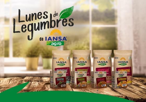 Lunes de legumbres con Iansa Agro