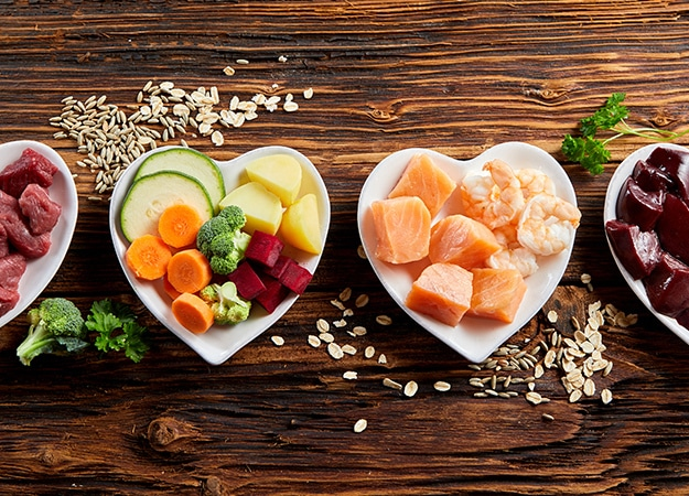 ¿Qué porción deberías comer de cada tipo de alimento?