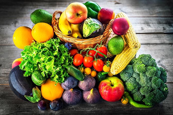 ¿Por qué deberías consumir frutas y verduras a diario?
