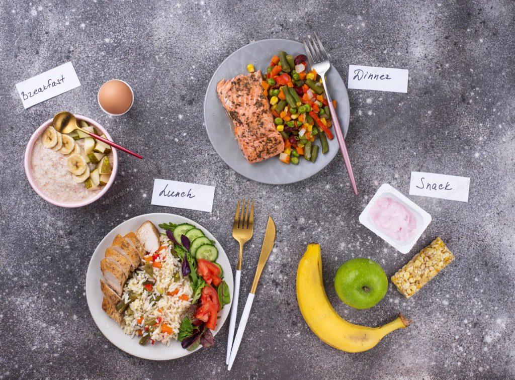 Mejora tu nutrición, planifica tu menú semanal