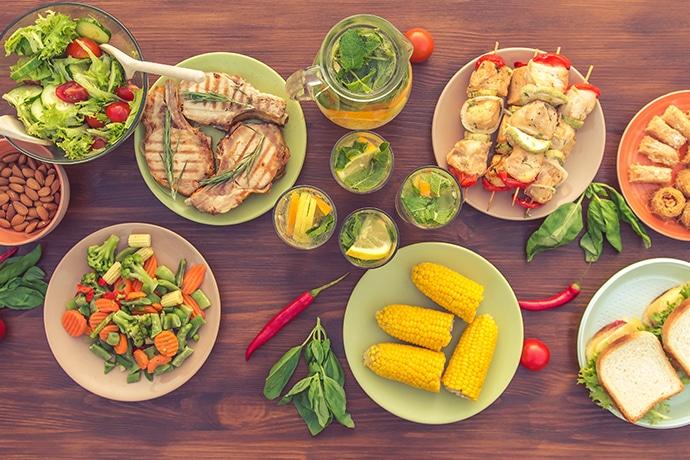 Mezclas de alimentos que potencian tu nutrición